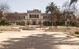 Universidade de San Diego Foto de Stock