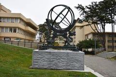 A universidade de San Francisco, 9 fotografia de stock