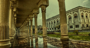 Universidade de Sharjah Imagem de Stock Royalty Free
