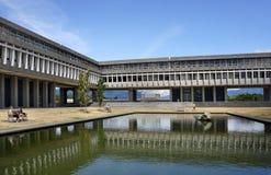 Universidade de Simon Fraser fotografia de stock royalty free