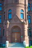 Universidade de Siracusa, Siracusa, New York, EUA foto de stock