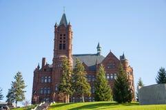 Universidade de Siracusa, Siracusa, New York, EUA fotos de stock