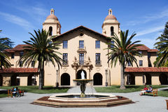 Universidade de Stanford Imagens de Stock Royalty Free