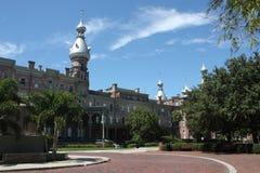 Universidade de Tampa imagens de stock