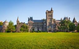 Universidade de toronto Foto de Stock Royalty Free