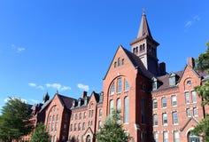 A universidade de Vermont Foto de Stock Royalty Free