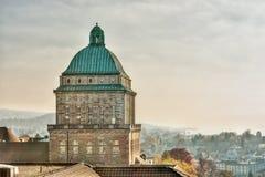 Universidade de Zurique Imagem de Stock