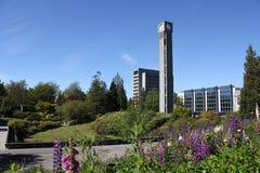 Universidade do Columbia Britânica UBC, hori de Vancôver imagens de stock royalty free