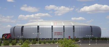 Universidade do estádio do cardeal de Phoenix Foto de Stock Royalty Free