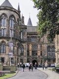 Universidade do glaslow no glaslow, scotland Imagem de Stock