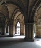 Universidade do glaslow no glaslow, scotland Fotografia de Stock