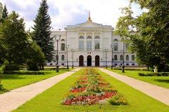Universidade estadual de Tomsk Imagens de Stock Royalty Free
