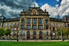 Universidade HDR de Berne Imagens de Stock