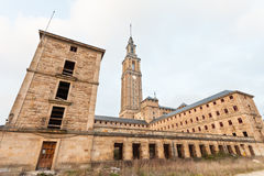 Universidade Laboral de Gijon Fotografia de Stock Royalty Free
