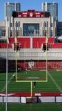 Universidade memorável Bloomington de Indiana do estádio Foto de Stock