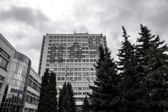 Universidade nacional da aviação Foto de Stock
