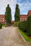 Universidade técnica. Éstocolmo, Sweden imagens de stock