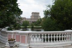 Universidade técnica do estado de Bauman Moscovo Foto de Stock Royalty Free