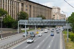 Universidade técnica do estado de Bauman Moscovo Fotos de Stock Royalty Free