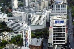 Universidade Tecnológica de Auckland - AUT fotografia de stock royalty free