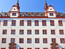Universidade velha de Mainz   Fotografia de Stock Royalty Free