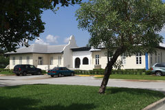 Università commemorativa 3 della Florida fotografia stock