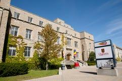 Università del ` s della regina - Kingston - Canada fotografie stock libere da diritti