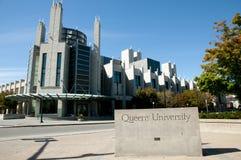 Università del ` s della regina - Kingston - Canada immagini stock