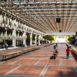 Università del Simon Fraser, Vancouver, Canada Immagine Stock