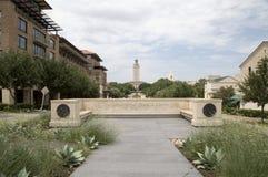 Università del Texas ad Austin fotografie stock