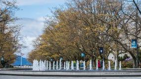 Università della Columbia Britannica fotografia stock