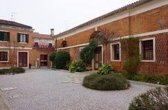 Università di Ca Foscari di Venezia (Universita Ca Foscari Venezia) Fotografia Stock