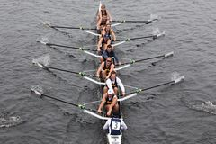 Università di California - corse del Berkeley in HOTC Fotografia Stock