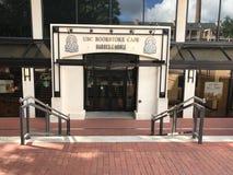 Università di Carolina Bookstore Cafe del sud sulla città universitaria di Colombia immagine stock