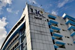 Università di città universitaria di Cebu Banilad fotografia stock