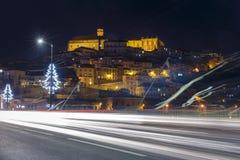 Università di Coimbra nel Portogallo Fotografia Stock