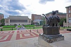 Università di Columbia, Manhattan, New York immagine stock