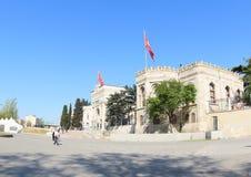 Università di Costantinopoli, Turchia Fotografie Stock Libere da Diritti