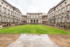 Università di Edinburgh fotografia stock libera da diritti