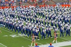 Università di fanfara di Florida Fotografia Stock