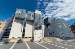 Università di federazione in Ballarat Immagini Stock