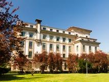 Università di Fonseca a Compostela Fotografie Stock Libere da Diritti
