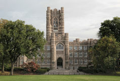 Università di Fordham, Bronx, New York immagine stock libera da diritti