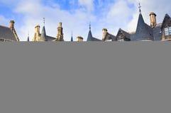 Università di Glasgow, Fotografia Stock