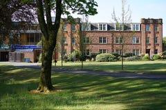 Università di Glasgow Dumfries Campus fotografie stock libere da diritti