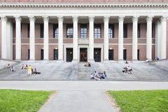 Università di Harvard Fotografia Stock