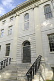 Università di Harvard Corridoio Immagini Stock