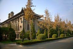 Università di Henan immagine stock