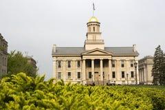 Università di Iowa fotografie stock
