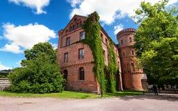 Università di Lund che costruisce 02 Fotografia Stock